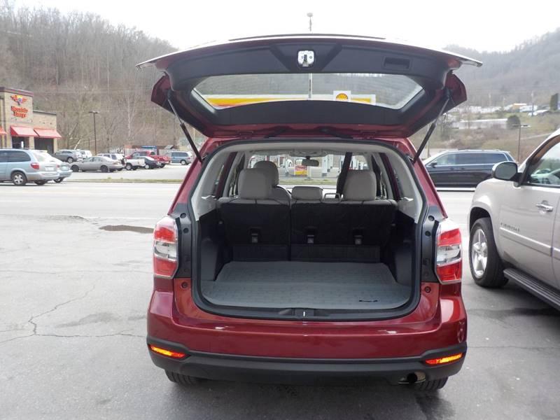 2015 Subaru Forester AWD 2.5i 4dr Wagon CVT - Sylva NC