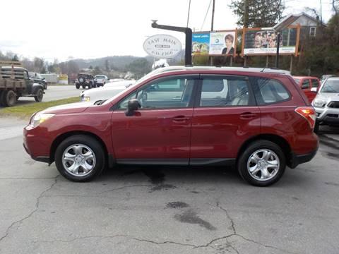 2015 Subaru Forester for sale in Sylva, NC