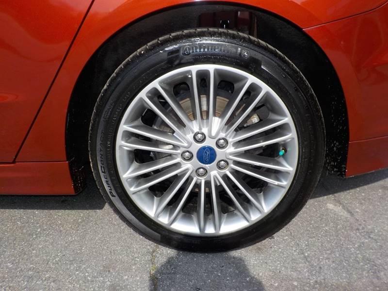 2014 Ford Fusion SE 4dr Sedan - Sylva NC
