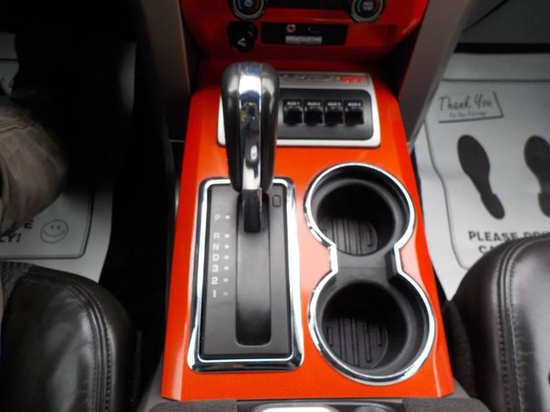 2010 Ford F-150 4x4 SVT Raptor 4dr SuperCab Styleside 5.5 ft. SB - Sylva NC