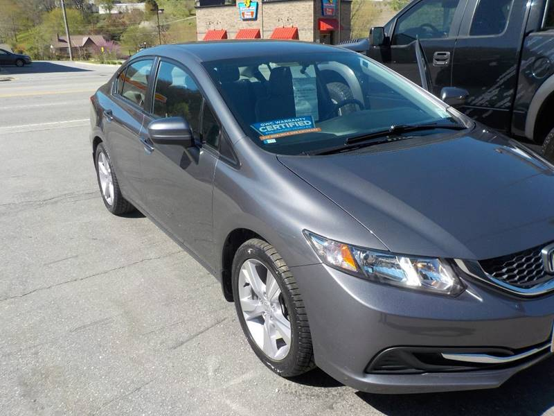 2014 Honda Civic LX 4dr Sedan CVT - Sylva NC