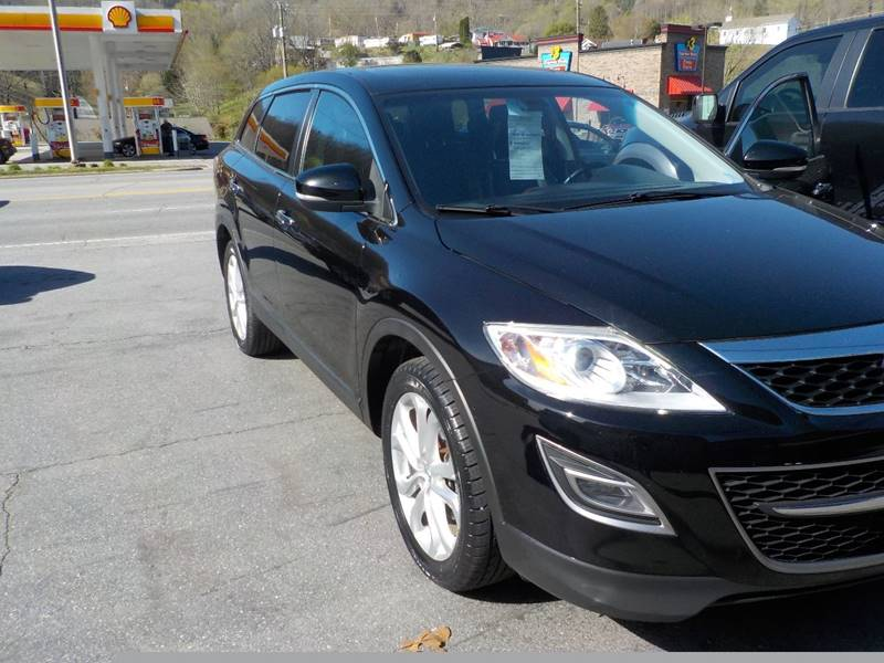 2012 Mazda CX-9 AWD Grand Touring 4dr SUV - Sylva NC