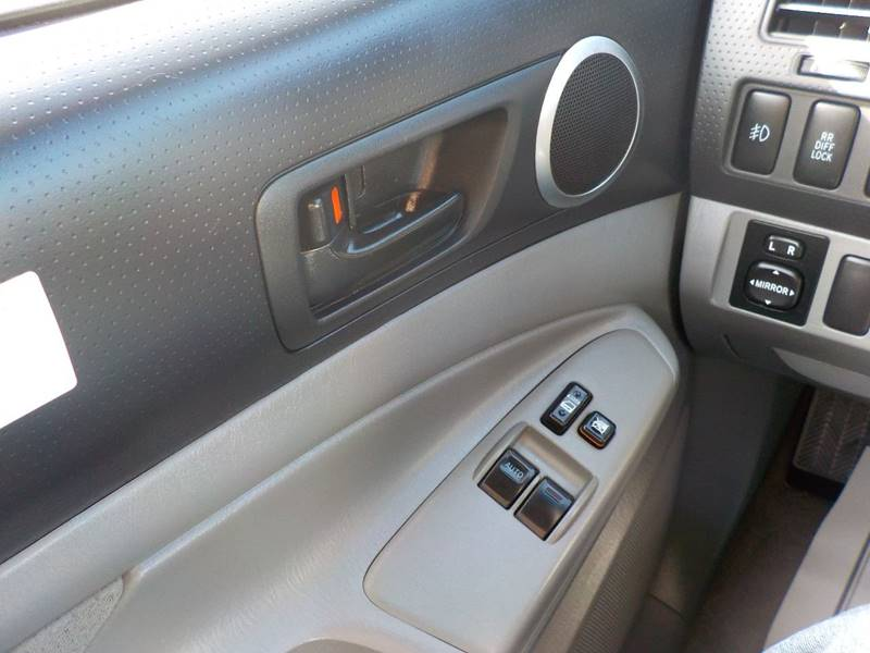2008 Toyota Tacoma 4x4 V6 4dr Access Cab 6.1 ft. SB 6M - Sylva NC
