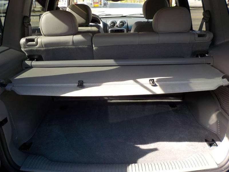 2005 Jeep Liberty Limited 4WD 4dr SUV w/ 28F - Sylva NC