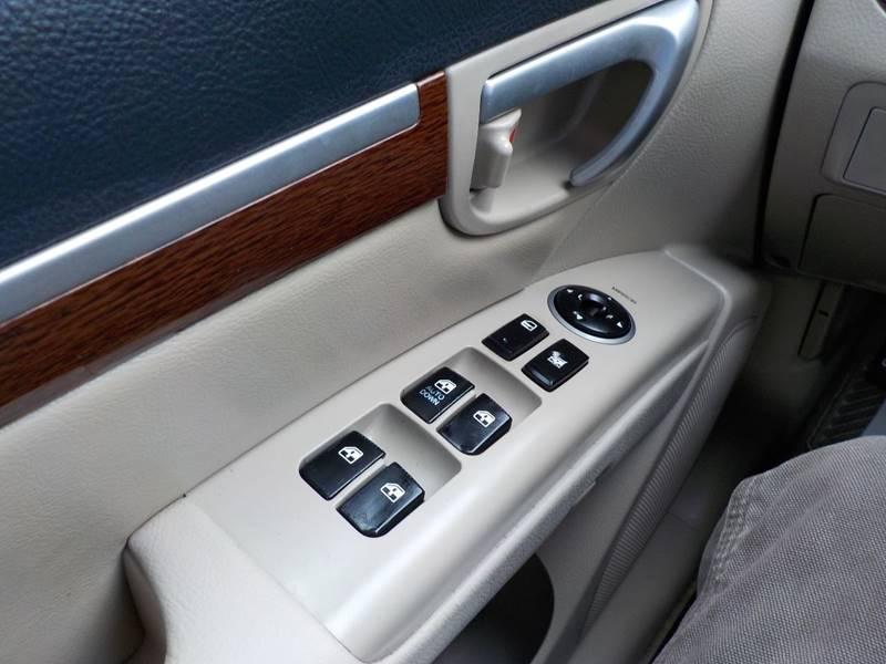 2007 Hyundai Santa Fe AWD Limited 4dr SUV - Sylva NC