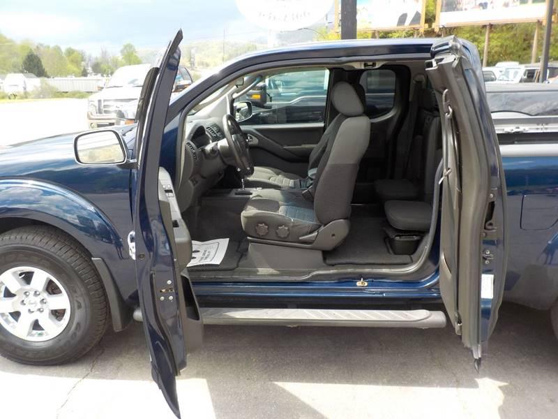 2006 Nissan Frontier Nismo 4dr King Cab 4WD SB (4L V6 5A) - Sylva NC