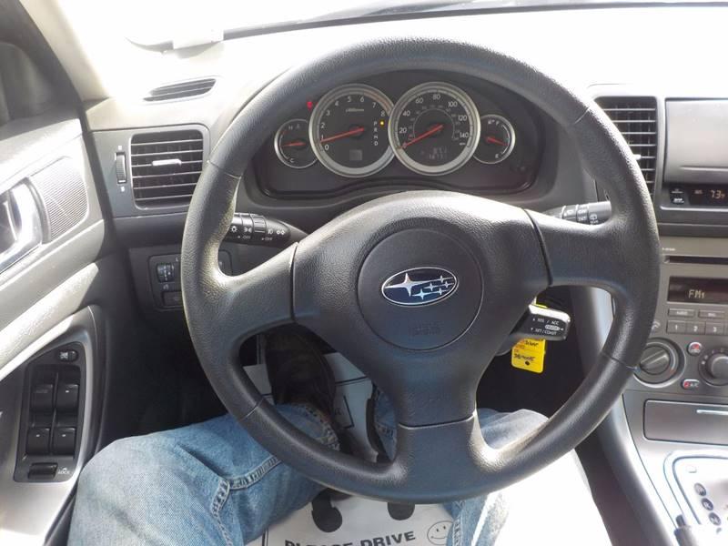 2005 Subaru Outback AWD 2.5i 4dr Wagon - Sylva NC