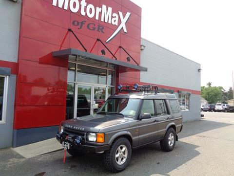 2002 Land Rover Discovery Series II for sale in Grandville, MI