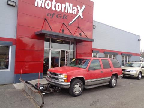 1999 Chevrolet Tahoe for sale in Grandville, MI