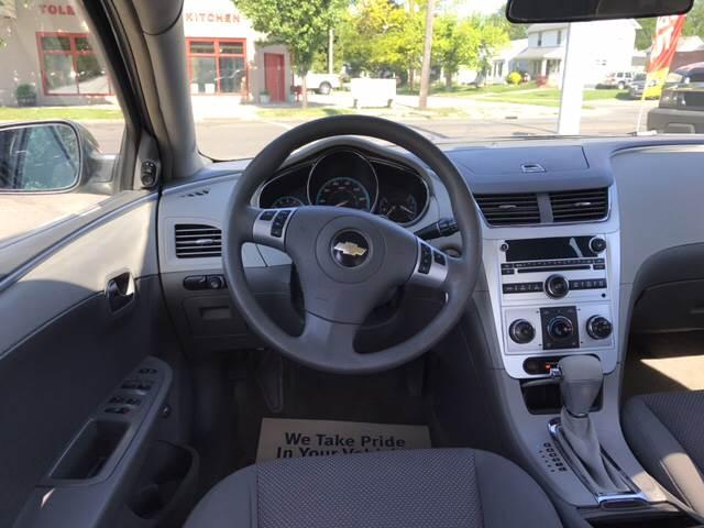 2008 Chevrolet Malibu LT 4dr Sedan w/1LT - Toledo OH