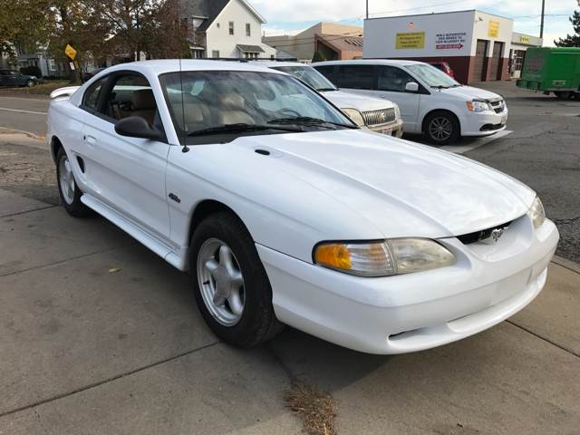 1996 Ford Mustang GT 2dr Coupe - Toledo OH