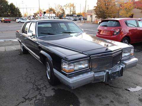 1991 Cadillac Brougham for sale in Toledo, OH