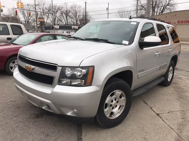 2010 Chevrolet Tahoe 4x4 LT 4dr SUV - Toledo OH