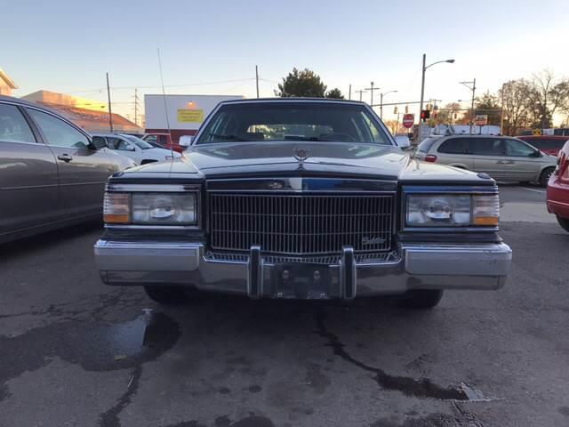 1991 Cadillac Brougham 4dr Sedan - Toledo OH