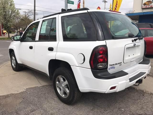 2005 Chevrolet TrailBlazer LS 4dr SUV - Toledo OH