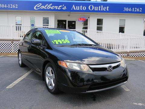 2008 Honda Civic for sale in Hickory, NC