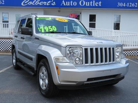 2011 Jeep Liberty for sale in Hickory, NC