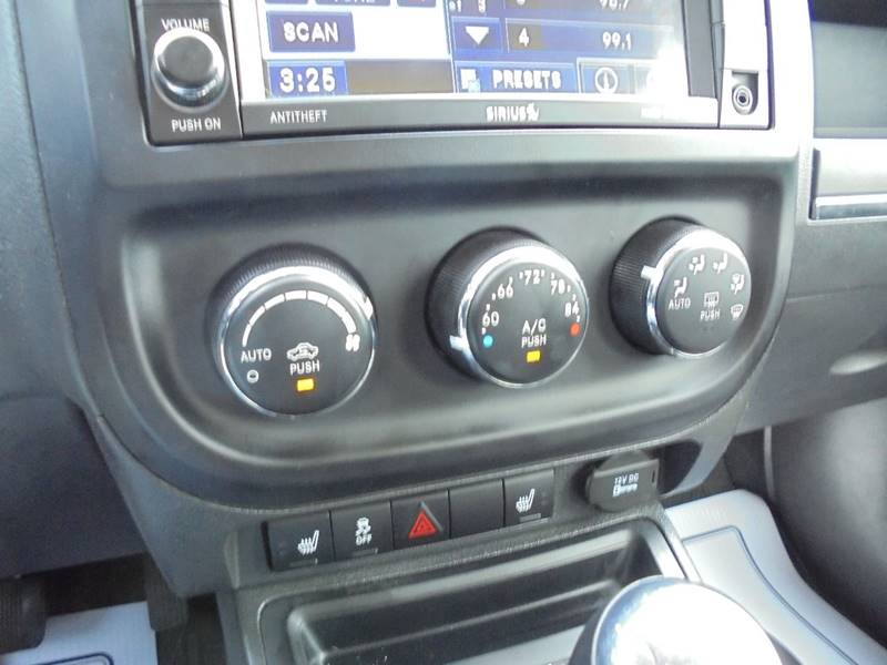 2012 Jeep Compass 4x4 Limited 4dr SUV - Cambridge OH