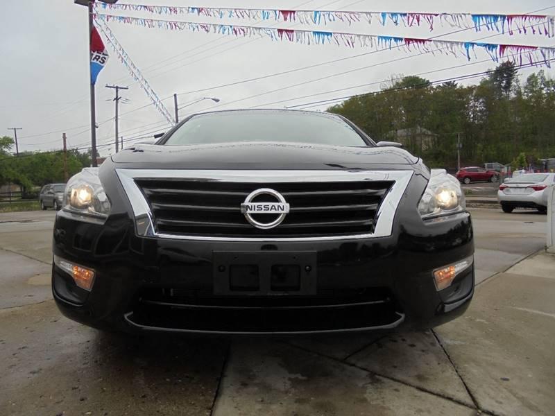 2014 Nissan Altima 2.5 S 4dr Sedan - Cambridge OH