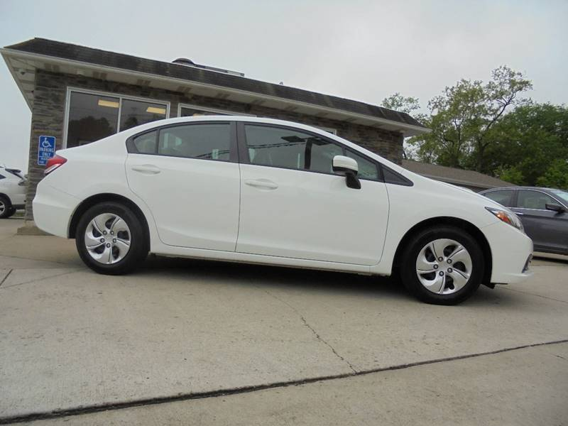 2014 Honda Civic LX 4dr Sedan CVT - Cambridge OH