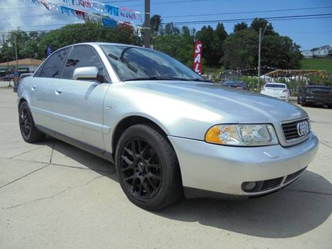 2001 Audi A4 for sale in Cambridge, OH