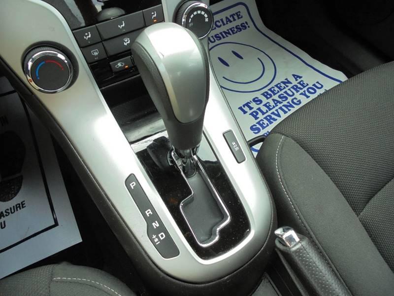 2016 Chevrolet Cruze Limited 1LT Auto 4dr Sedan w/1SD - Cambridge OH