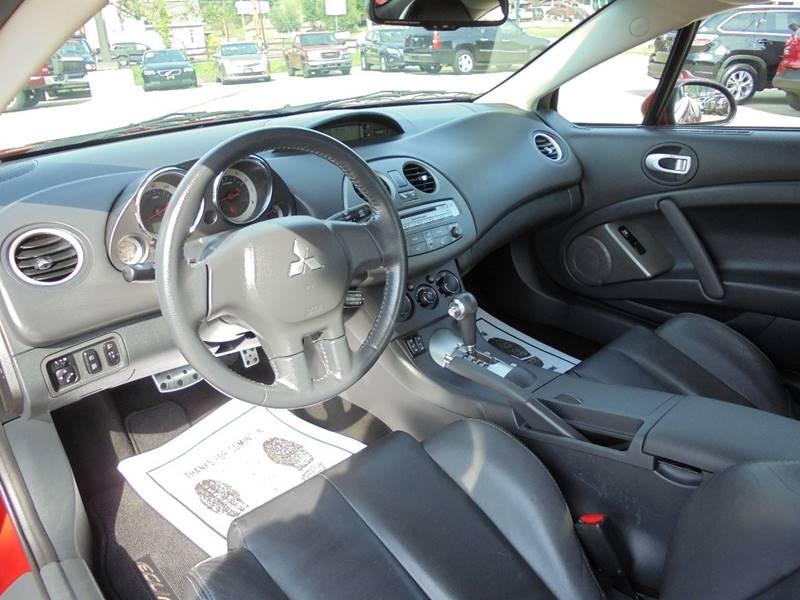 2010 Mitsubishi Eclipse GT 2dr Hatchback - Cambridge OH