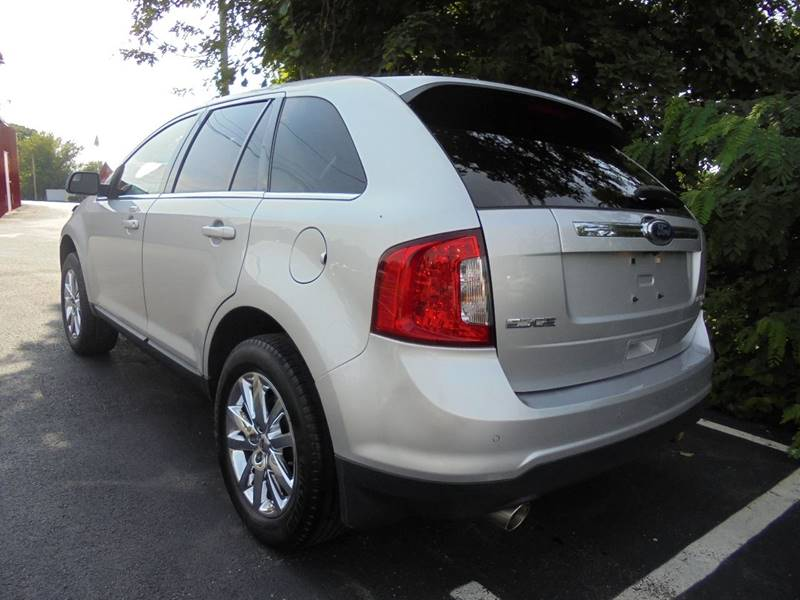 2012 Ford Edge AWD Limited 4dr Crossover - Cambridge OH