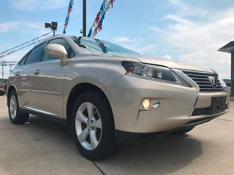 2013 Lexus RX 350 for sale in Cambridge, OH