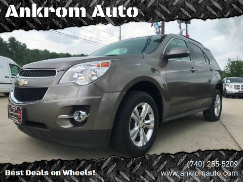 2012 Chevrolet Equinox for sale at Ankrom Auto in Cambridge OH