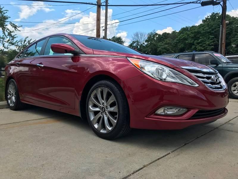 2011 Hyundai Sonata For Sale At Ankrom Auto LLC. In Cambridge OH