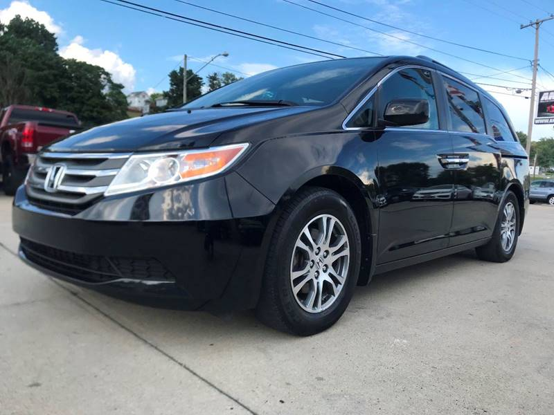 2013 Honda Odyssey For Sale At Ankrom Auto LLC. In Cambridge OH