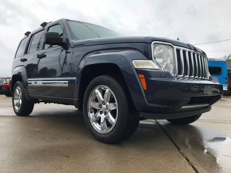 2008 Jeep Liberty For Sale At Ankrom Auto LLC. In Cambridge OH