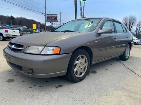 1999 Nissan Altima For Sale In Cambridge OH