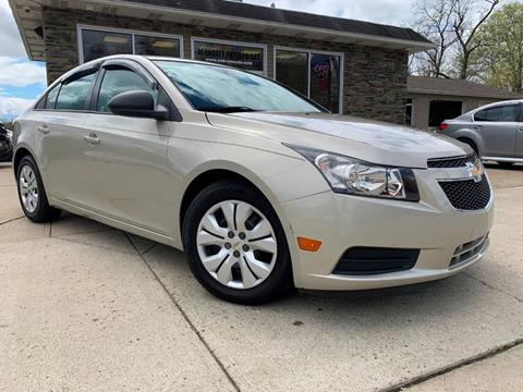 2013 Chevrolet Cruze for sale at Ankrom Auto in Cambridge OH