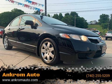 2009 Honda Civic for sale at Ankrom Auto in Cambridge OH
