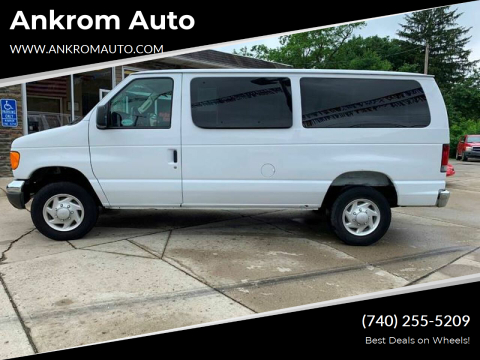 2007 Ford E-Series Wagon for sale at Ankrom Auto in Cambridge OH