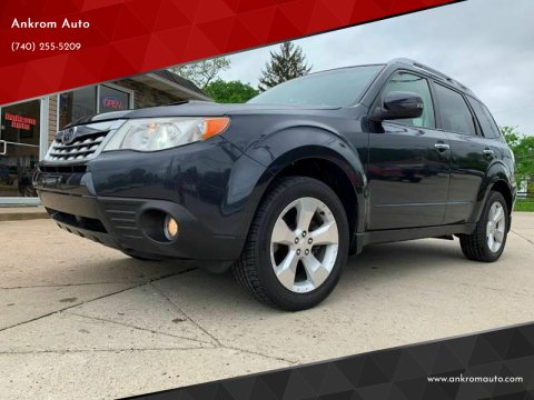 2013 Subaru Forester for sale at Ankrom Auto in Cambridge OH