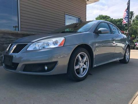 2009 Pontiac G6 for sale in Cambridge, OH