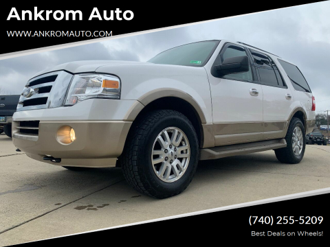 2011 Ford Expedition for sale at Ankrom Auto in Cambridge OH