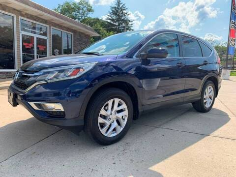 2015 Honda CR-V for sale at Ankrom Auto in Cambridge OH