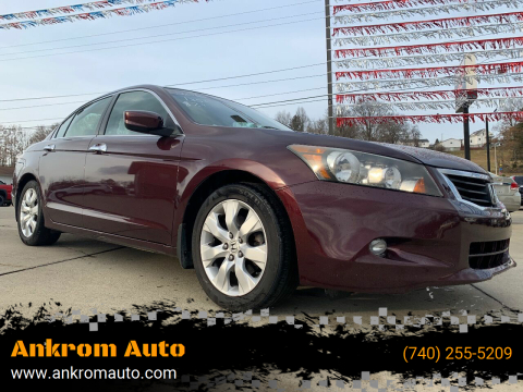 2010 Honda Accord for sale at Ankrom Auto in Cambridge OH
