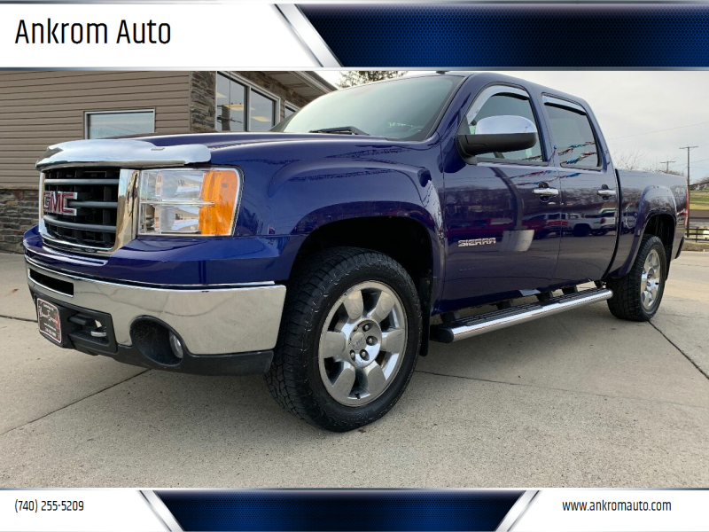 2010 GMC Sierra 1500 for sale at Ankrom Auto in Cambridge OH