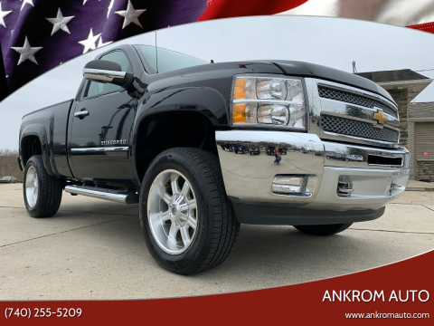 2013 Chevrolet Silverado 1500 for sale at Ankrom Auto in Cambridge OH