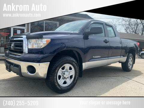 2010 Toyota Tundra for sale at Ankrom Auto in Cambridge OH