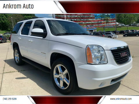 2013 GMC Yukon for sale at Ankrom Auto in Cambridge OH
