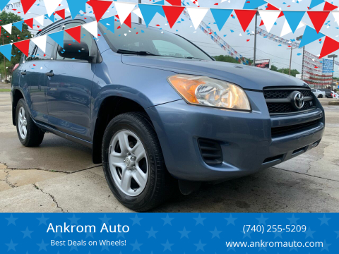 2010 Toyota RAV4 for sale at Ankrom Auto in Cambridge OH