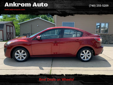 2011 Mazda MAZDA3 for sale at Ankrom Auto in Cambridge OH