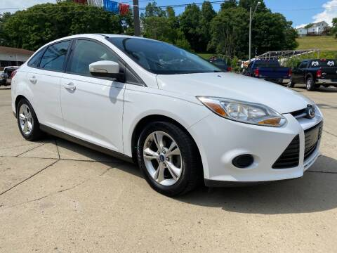 2014 Ford Focus for sale at Ankrom Auto in Cambridge OH