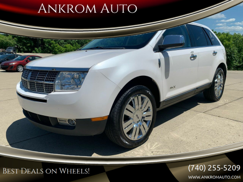2009 Lincoln MKX for sale at Ankrom Auto in Cambridge OH